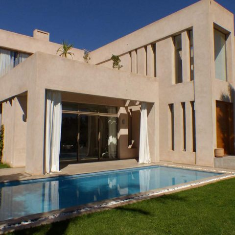 Villa Mr Taoufiq